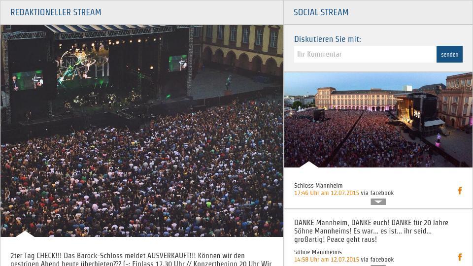 20 Jahre Söhne Mannheims  FlypSite Liste -> Tv Lowboard Quoka Mannheim